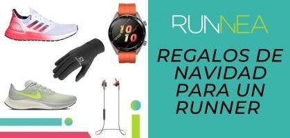 Los mejores regalos de Navidad para un runner