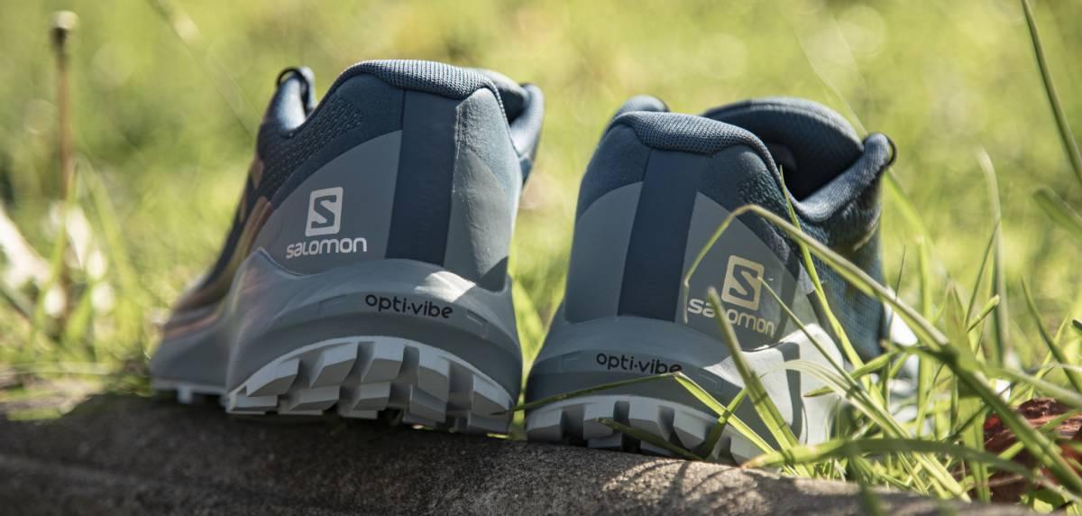 Review Salomon Sense Ride 3 Goretex Invisible Fit, amortiguación reactiva