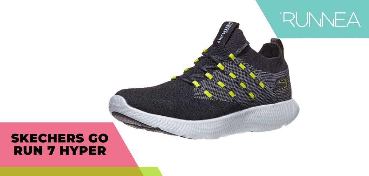 Skechers GOrun 7 Hyper, tecnología GoodYear