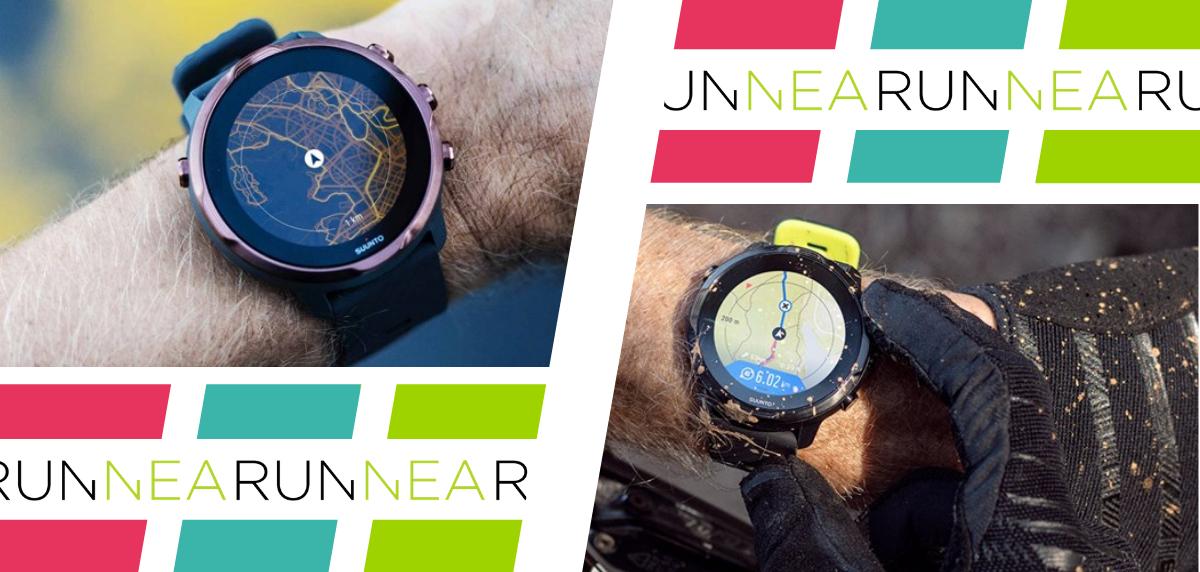 Suunto 7 Smartwatch deporte