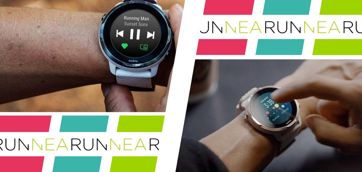 Suunto 7 Smartwatch esfera