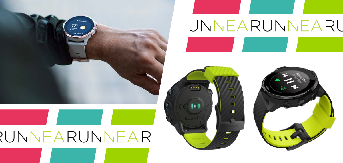 Suunto 7 Smartwatch modelo