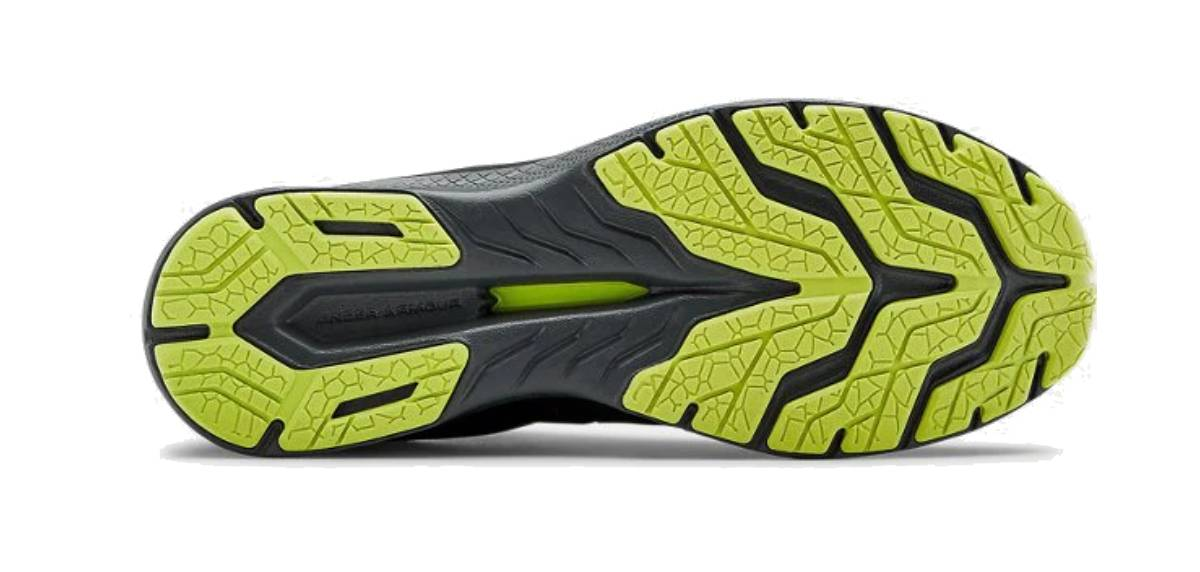 Under Armour Charged Bandit 6, suela