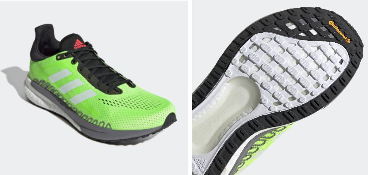 Zapatillas Adidas running para cada tipo de runner, Adidas Solarglide 3