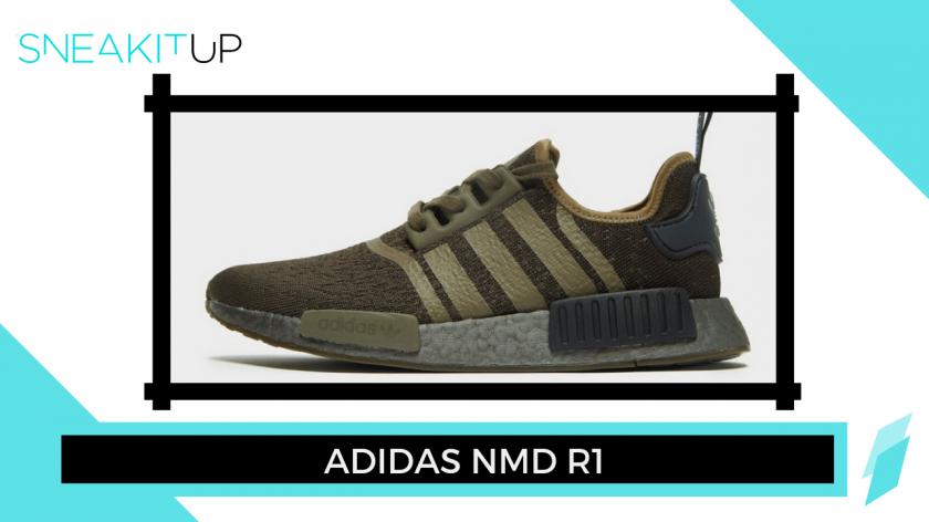 Rebajas Adidas NMD R1