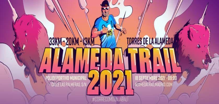 Alameda Trail Madrid 2021
