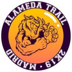 Cartel - Alameda Trail Madrid 2021