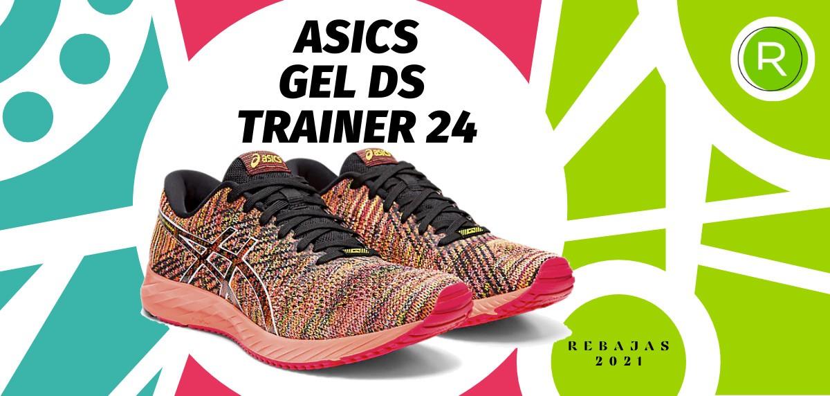 Respetuoso del medio ambiente Meloso Amperio  ASICS: Rebajas de hasta el 40% en sus zapatillas
