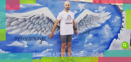 Historias personales de Runneantes Anónimos: Jordi Fandos De Miguel, la gratificante experiencia de sumar kilómetros solidarios