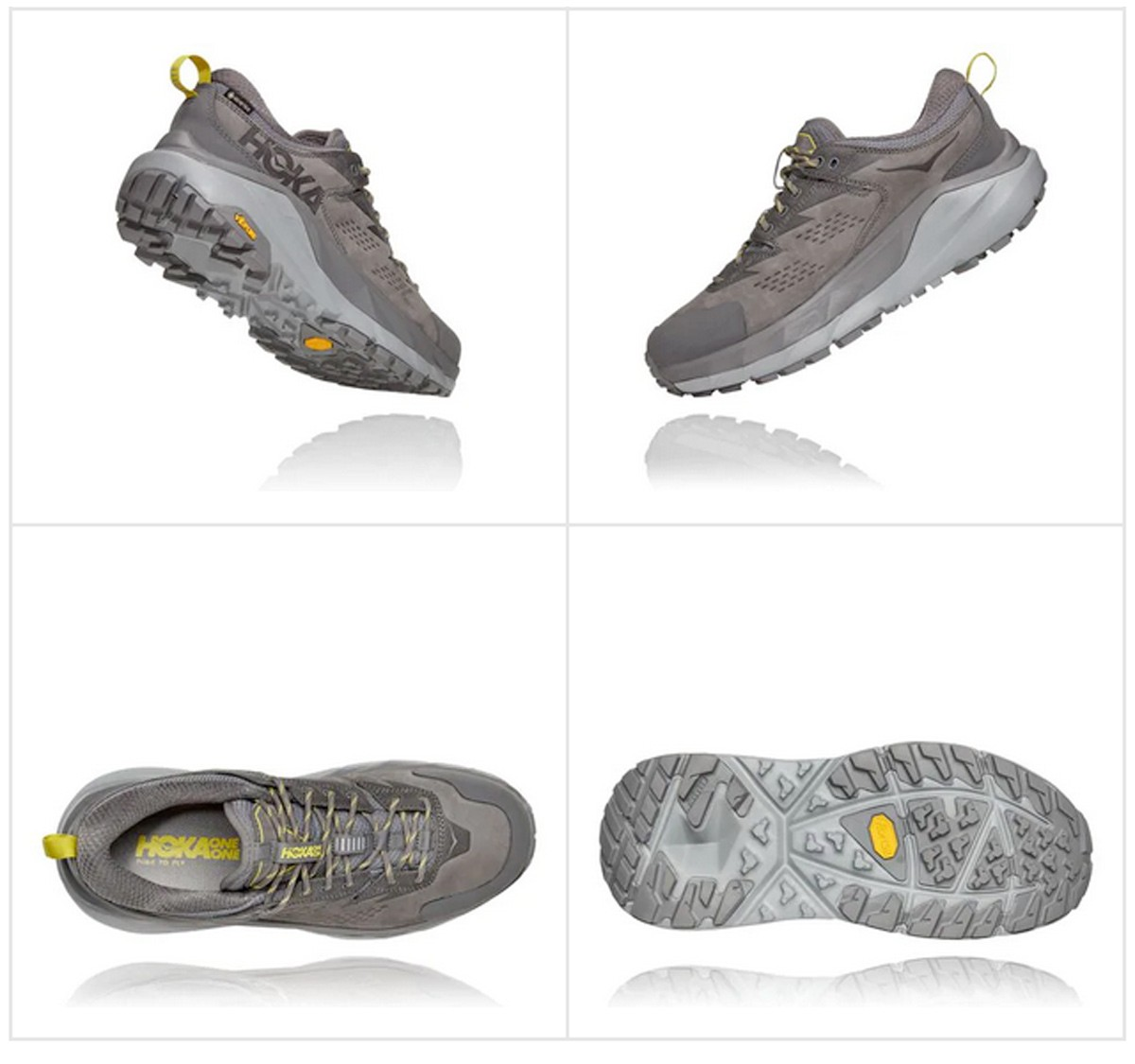 Les points forts des HOKA ONE ONE Kaha Low Gore-Tex - photo 2