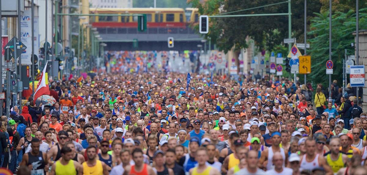 Maratón Berlín 2021, ficha