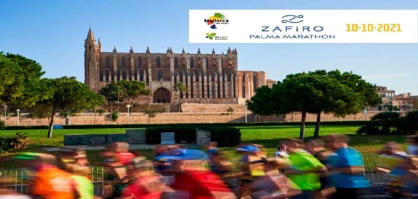 Maratón Palma Marathon 2021