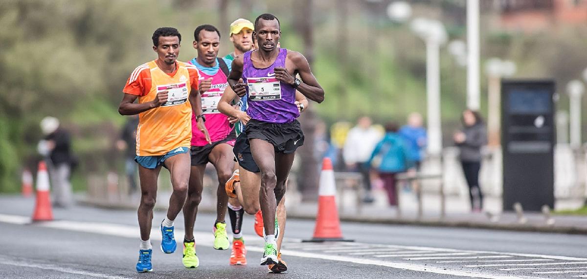 Media Maratón Donosti, resultados