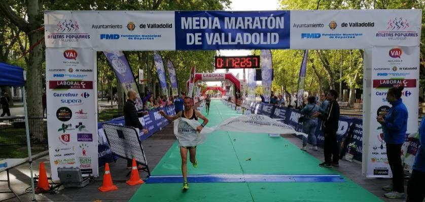 Media Maratón Valladolid 2021
