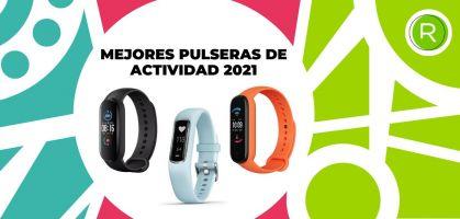 Las mejores pulseras de actividad para correr de 2021