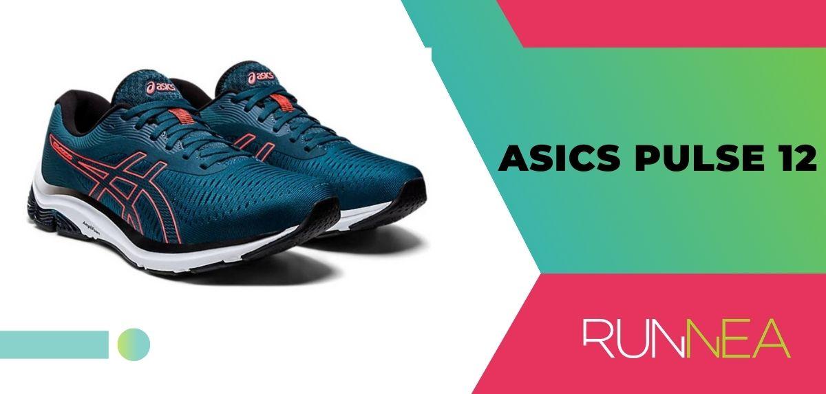 Mejores zapatillas de running relación calidad-precio, ASICS PULSE 12