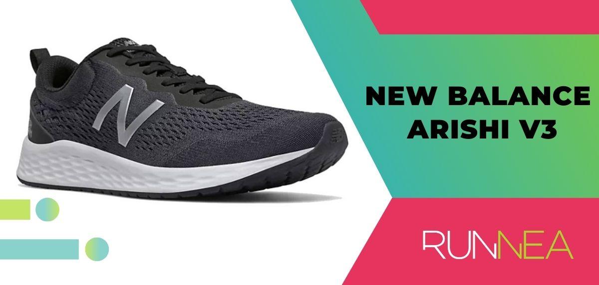 Mejores zapatillas de running relación calidad-precio, New Balance Fresh Foam Arishi v3