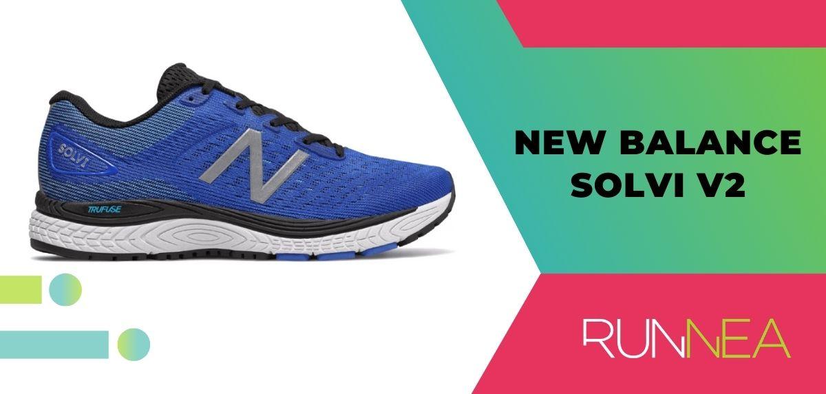 Mejores zapatillas de running relación calidad-precio, New Balance Solvi v2