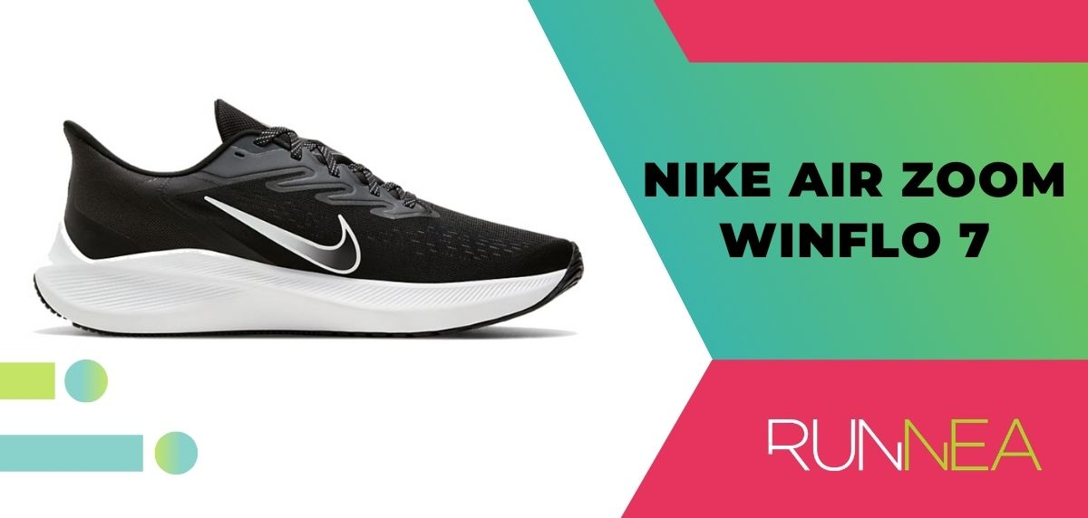 Mejores zapatillas de running relación calidad-precio, Nike Air Zoom Winflo 7