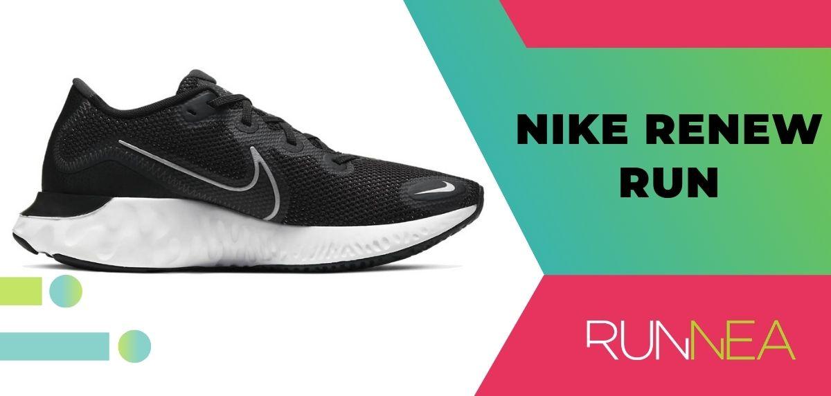 Mejores zapatillas de running relación calidad-precio, Nike Renew Run