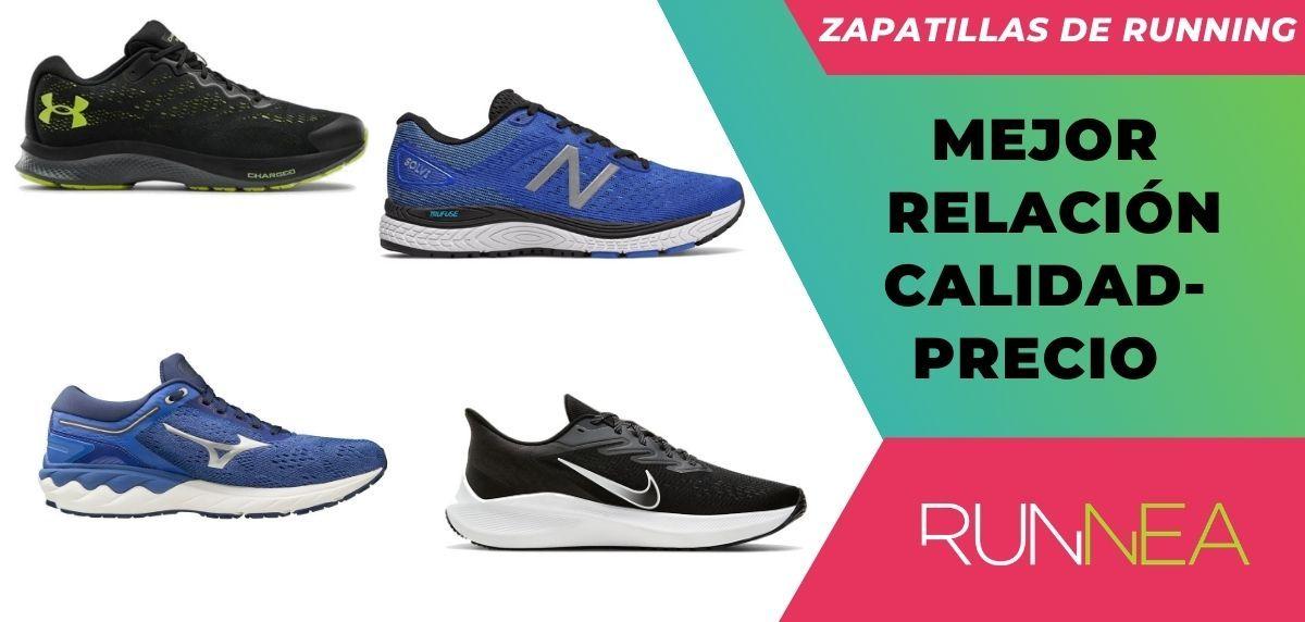 Selección De Runnea De Las Mejores Zapatillas Relación Calidad Precio