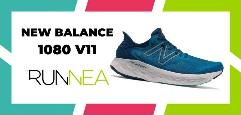 Migliori Scarpe Running 2021: New Balance 1080 v11