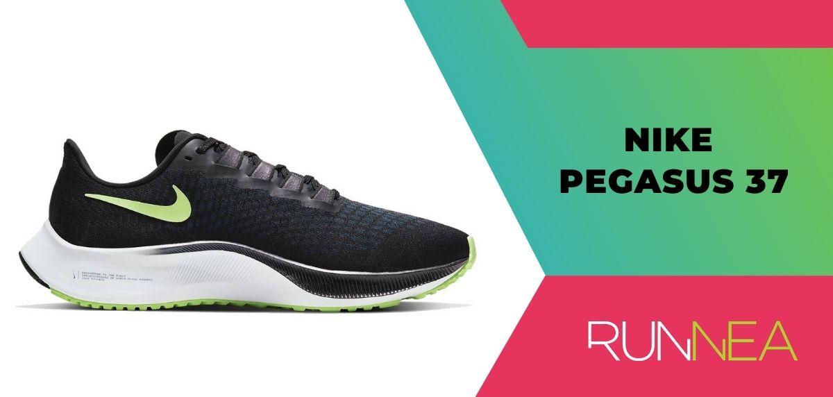 Nike Pegasus 37, pisada neutra