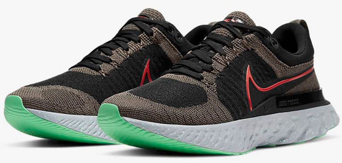 Altri dettagli interessanti sulla Nike React Infinity Run Flyknit 2 - foto 2