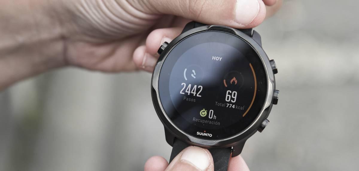 Review Suunto 7 smartwatch: conectividad