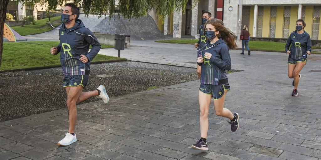 RUNNEA ACADEMY, corriendo
