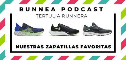 Tertulia RUNNEA: Estas son nuestras zapatillas favoritas del año