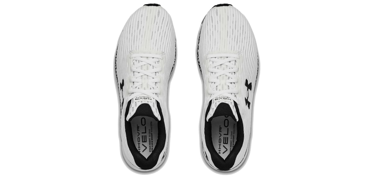 Under Armour HOVR Velociti 3, upper