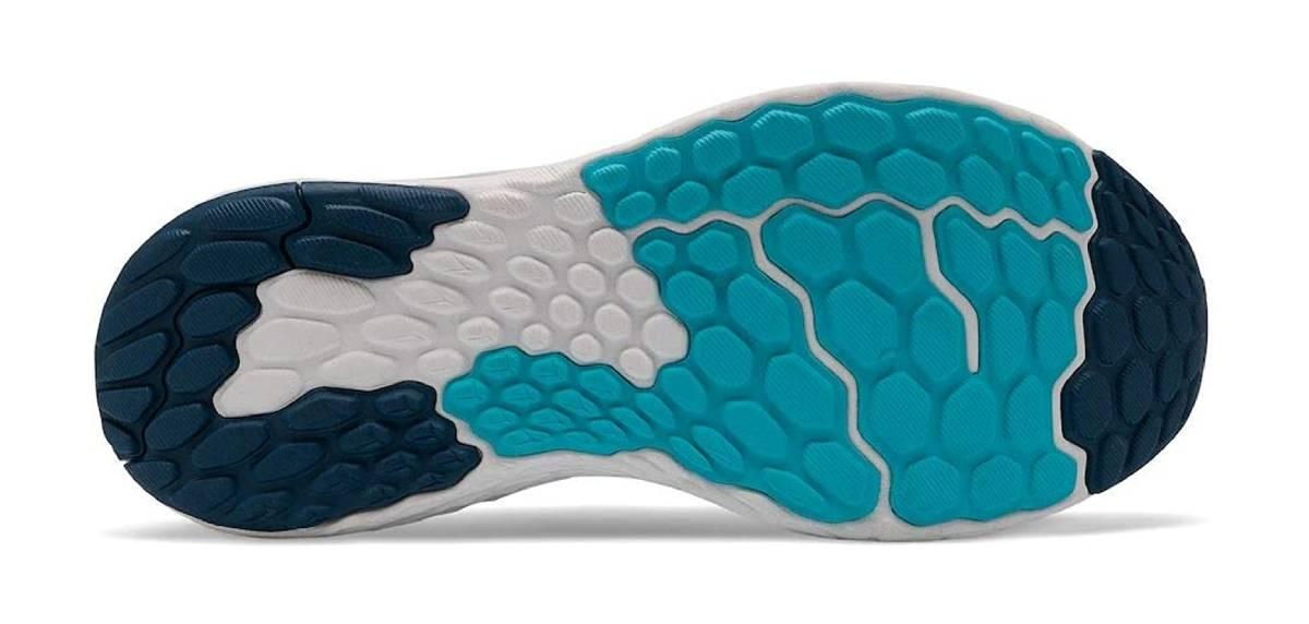Zapatilla de la semana: New Balance Fresh Foam 1080v11, suela