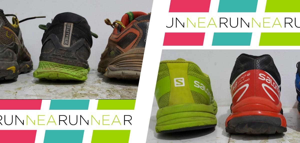Desgaste realizado en diferentes tipos de zapatillas por un corredor supinador - foto 8