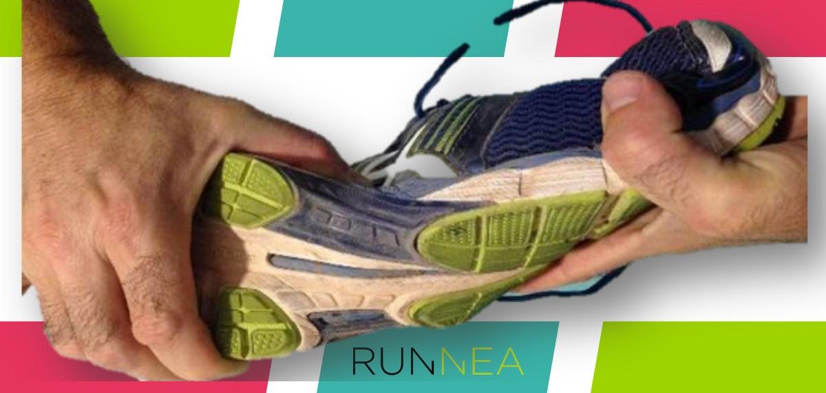 Cómo debe ser la torsión en las zapatillas running de corredores supinadores - foto 4