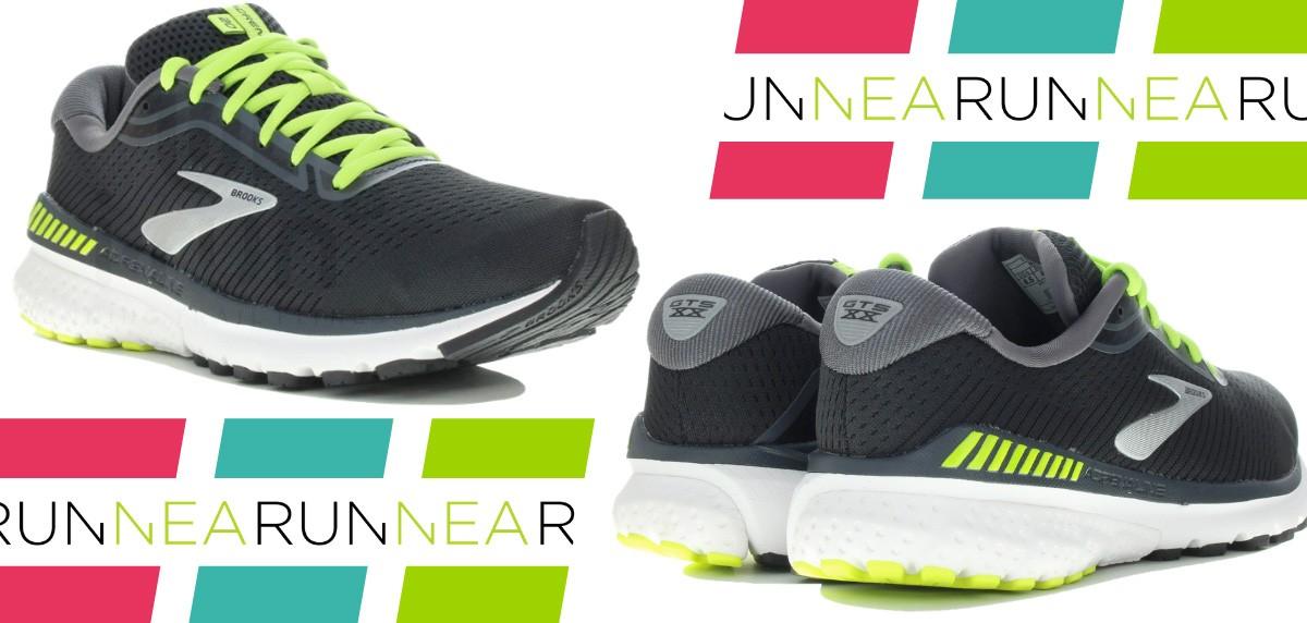 Mejores zapatillas running para corredores supinadores - Brooks Adrenaline GTS 20 - foto 13