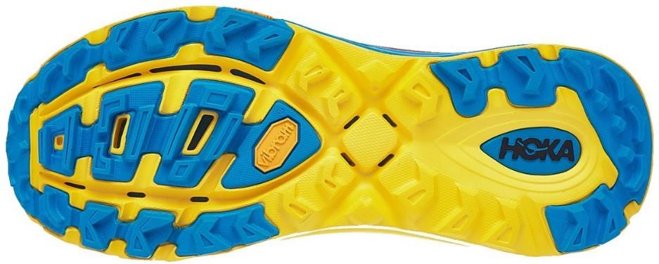 zapatillas con una gran base de apoyo de la suela como las de HOKA ONE ONE - foto 5