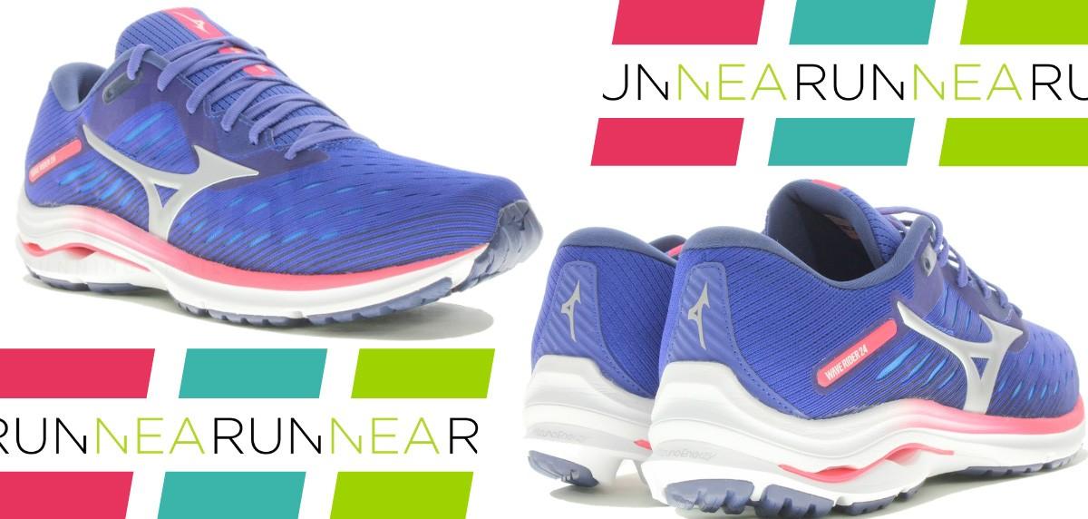 Mejores zapatillas running para corredores supinadores - Mizuno Wave Rider 24 - foto 11