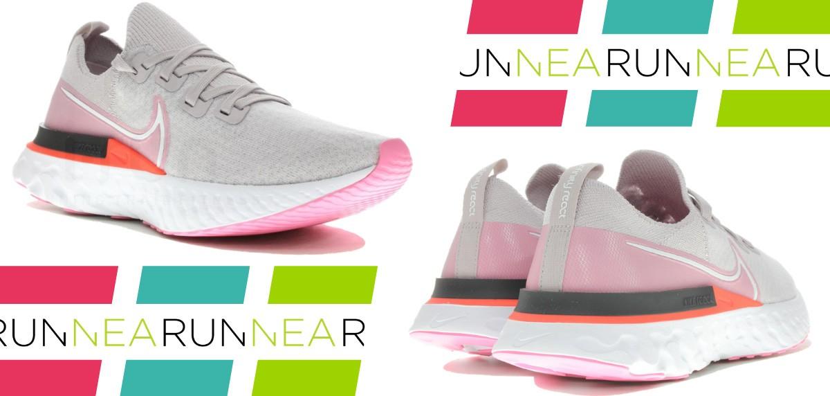 Mejores zapatillas running para corredores supinadores - Nike React Infinity Run Flyknit - foto 12