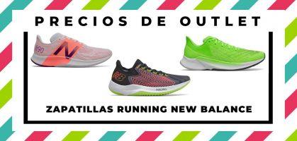 Las 8 zapatillas running New Balance con precios de outlet para no dejarlas escapar