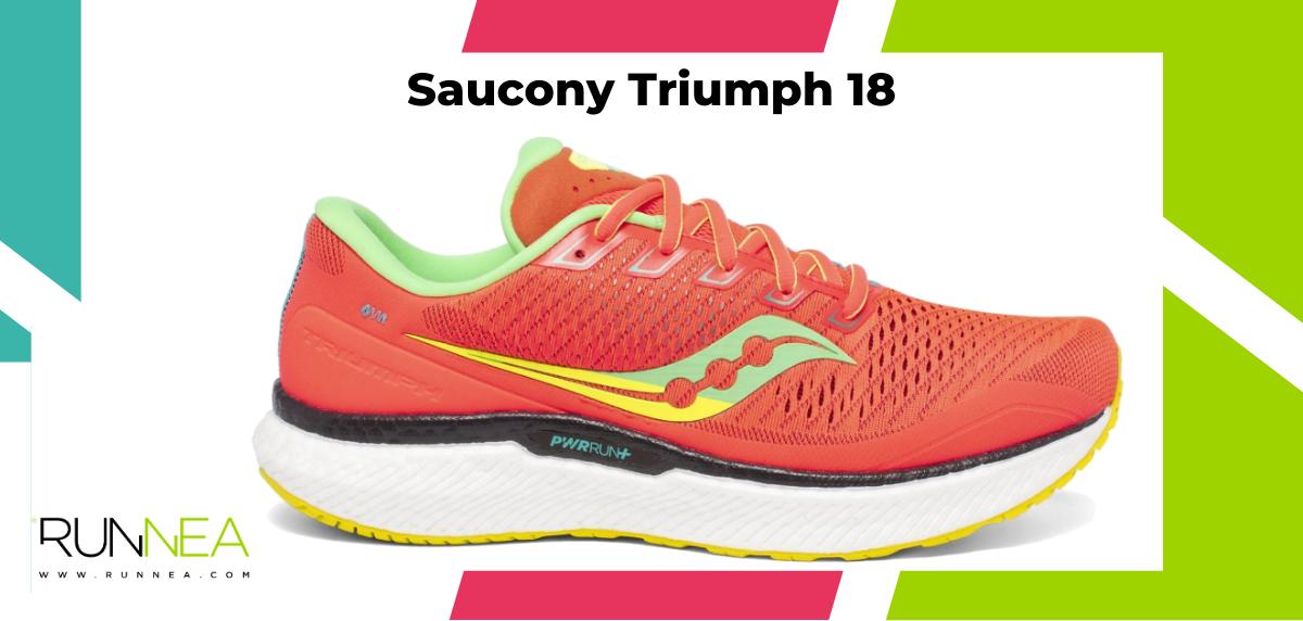 Saucony Triumph 18