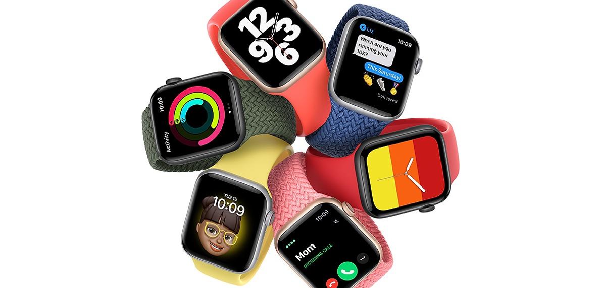 Apple Watch SE, caracteristicas