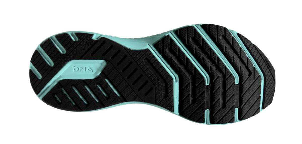 Brooks Launch 8 GTS, suela