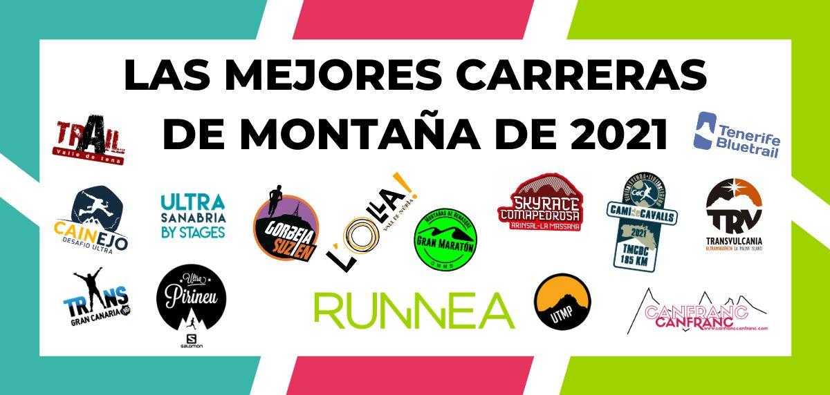 Las mejores carreras de montaña de 2021