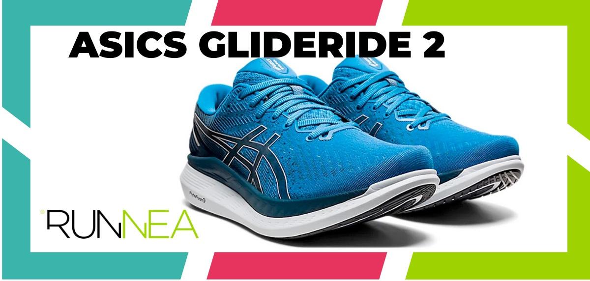 Mejores zapatillas running 2021 - ASICS Glideride 2