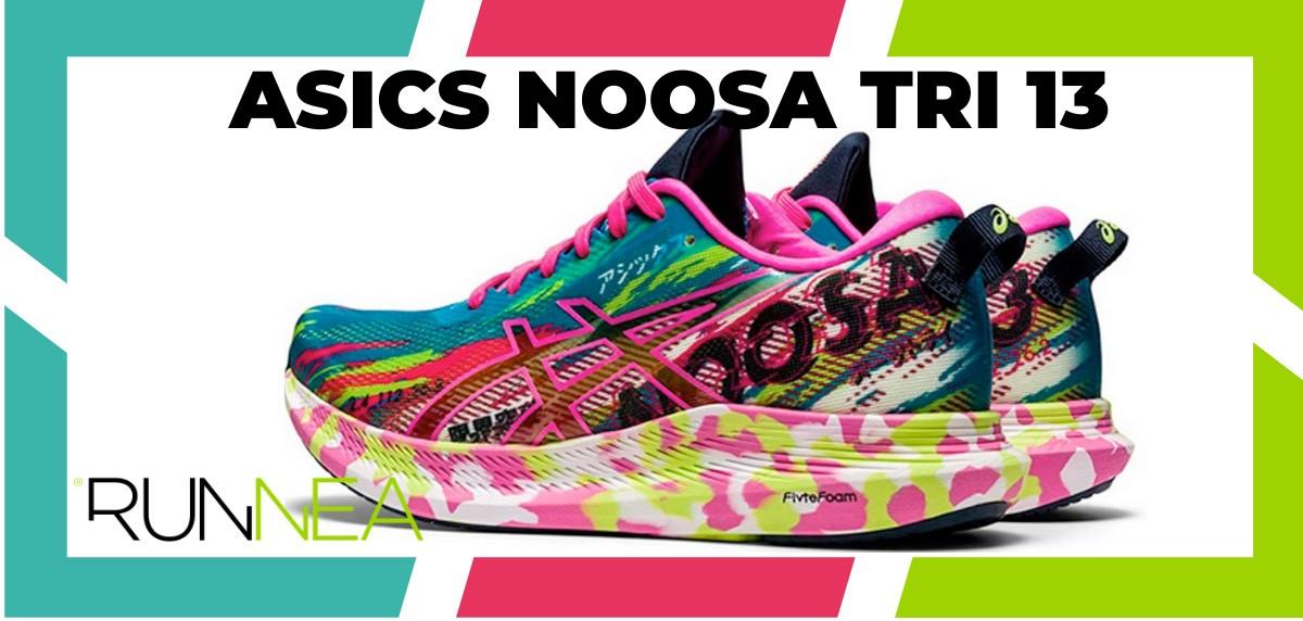 Mejores zapatillas running 2021 - ASICS Gel Noosa Tri 13