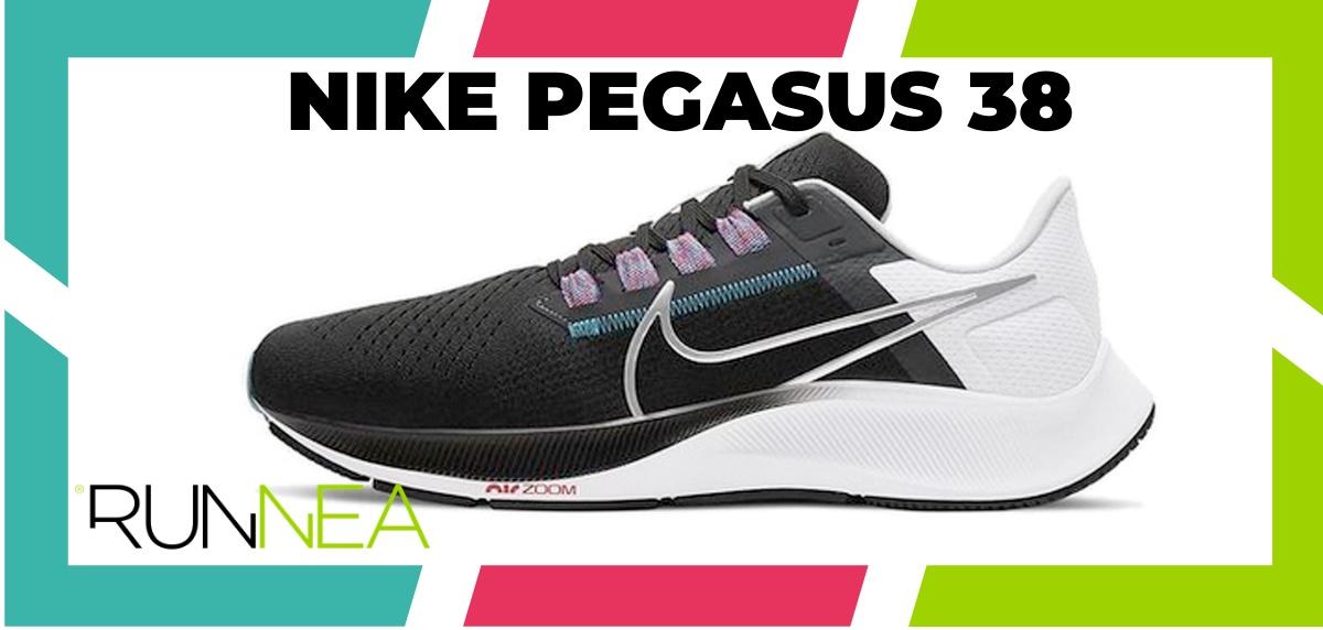 Mejores zapatillas running 2021 - Nike Pegasus 38