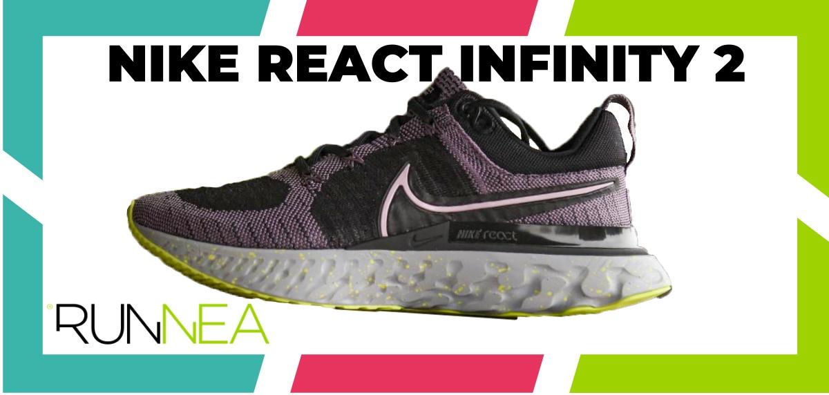 Mejores zapatillas running 2021 - Nike React Infinity 2