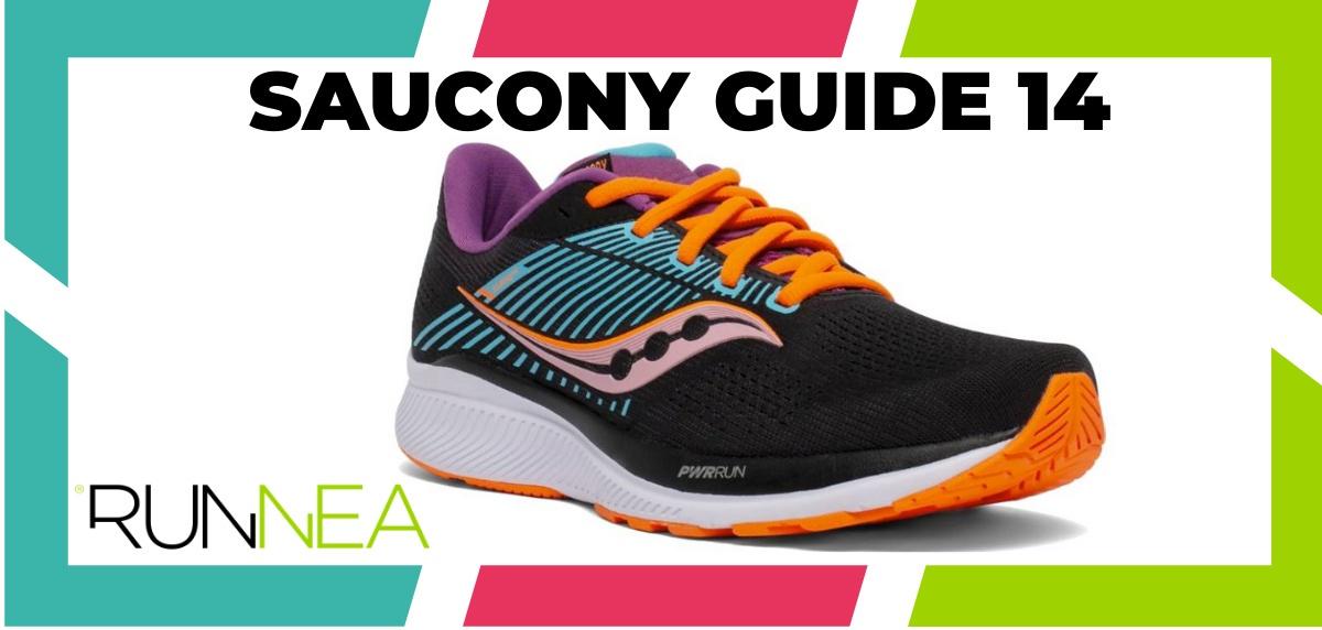 Mejores zapatillas running 2021 - Saucony Guide 14