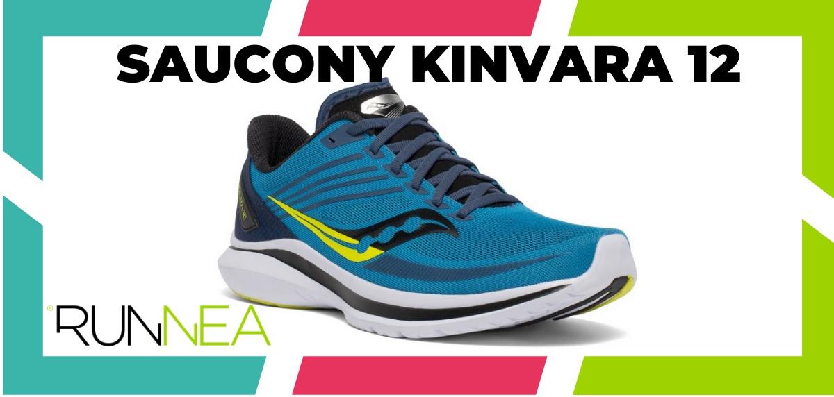 Mejores zapatillas running 2021 - Saucony Kinvara 12